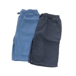 Bonton Adjustable Waist Bermuda Shorts Bundle